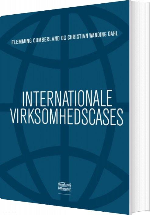 Internationale Virksomhedscases - Flemming Cumberland - Bog