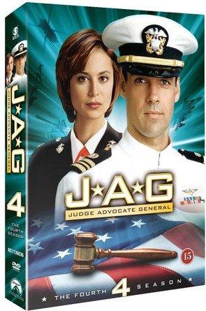 Image of   Interne Affærer - Sæson 4 - DVD - Tv-serie
