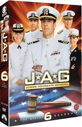 Image of   Interne Affærer - Sæson 6 - DVD - Tv-serie