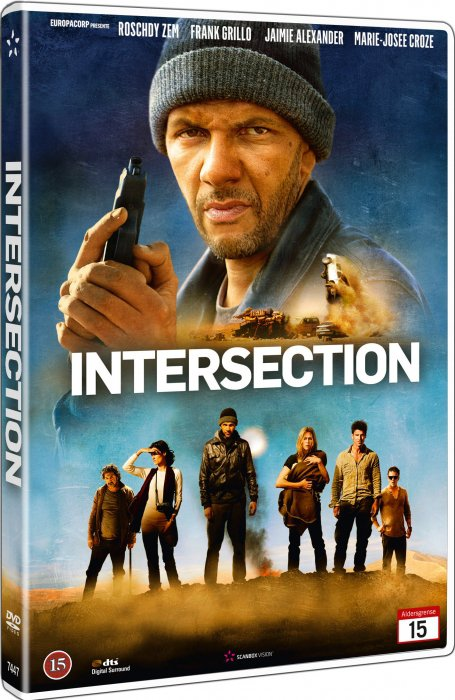 Image of   Intersection - DVD - Film