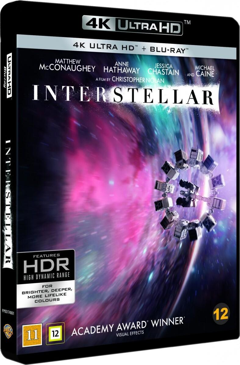 Image of   Interstellar - 4K Blu-Ray