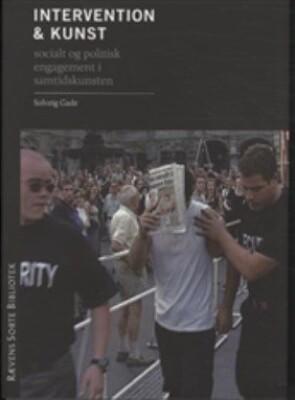 Image of   Intervention Og Kunst - Solveig Gade - Bog