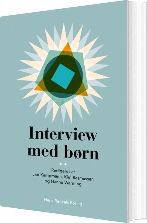 Image of   Interview Med Børn - Hanne Warming - Bog