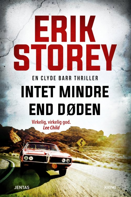 Image of   Intet Mindre End Døden - Mp3 - Erik Storey - Cd Lydbog
