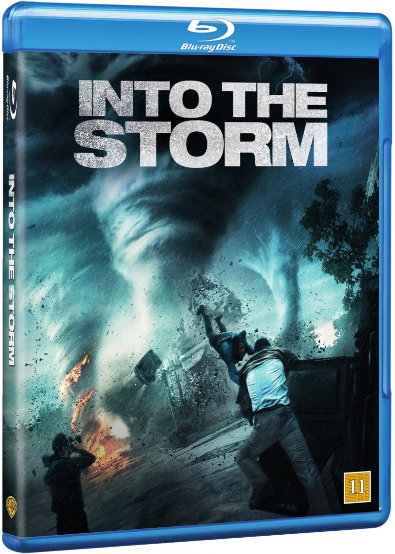 Image of   Into The Storm - Blu-Ray