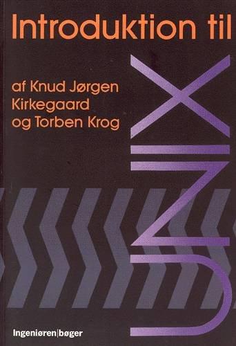Introduktion Til Unix - Torben Krog - Bog