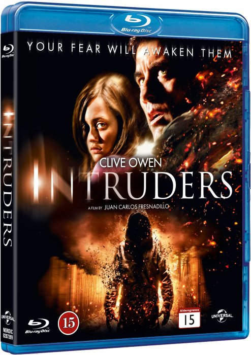 Image of   Intruders - Blu-Ray