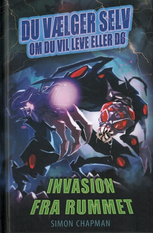Image of   Invasion Fra Rummet - Simon Chapman - Bog