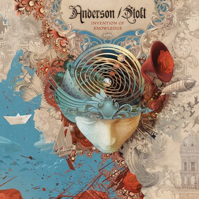 Image of   Anderson/stolt - Invention Of Knowledge - CD