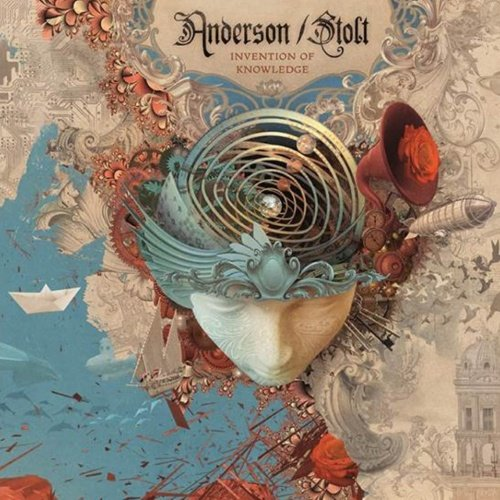 Image of   Anderson / Stolt - Invention Of Knowledge - Vinyl / LP