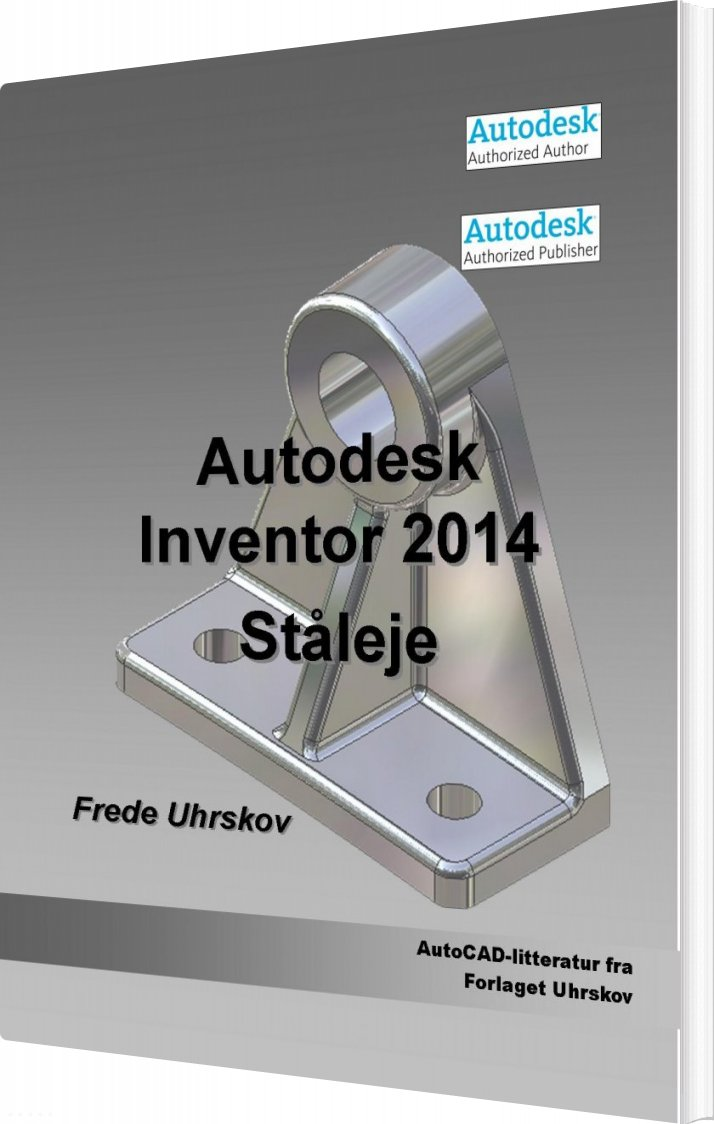 Image of   Inventor 2014 - Ståleje - Frede Uhrskov - Bog