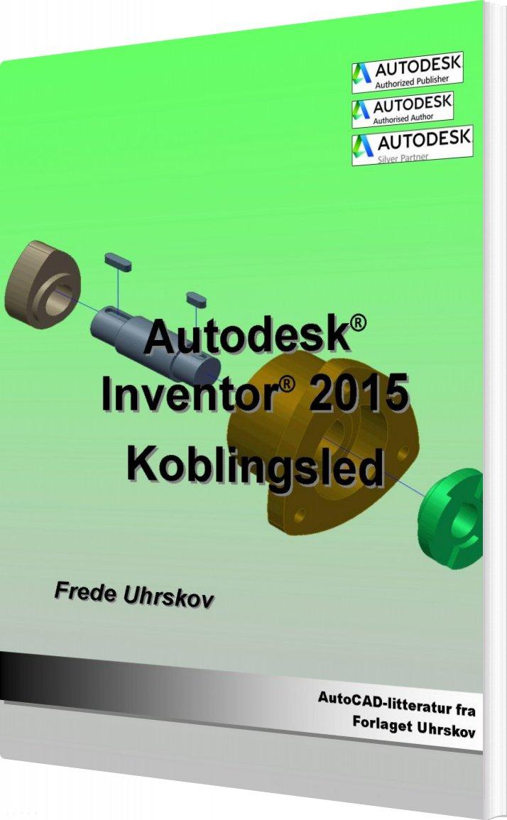 Image of   Inventor 2015 - Koblingsled - Frede Uhrskov - Bog