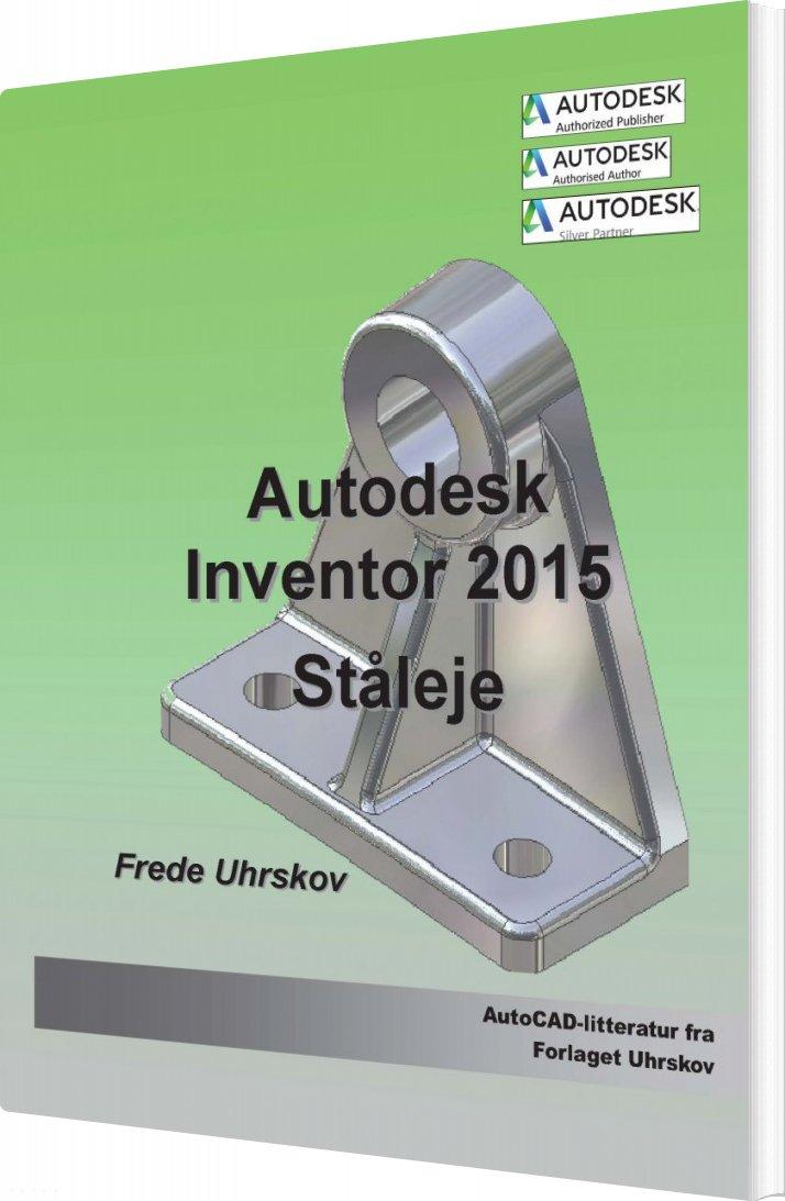 Inventor 2015 - Ståleje - Frede Uhrskov - Bog