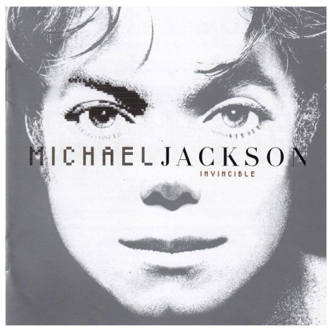 Image of   Michael Jackson - Invincible - CD