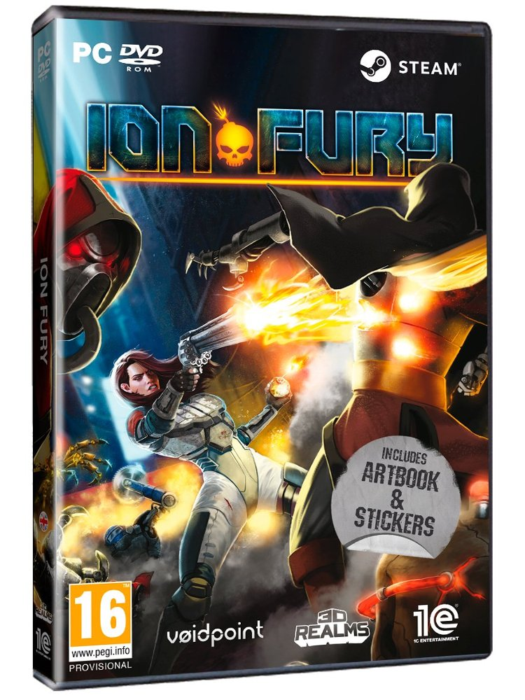 Image of   Ion Fury - PC