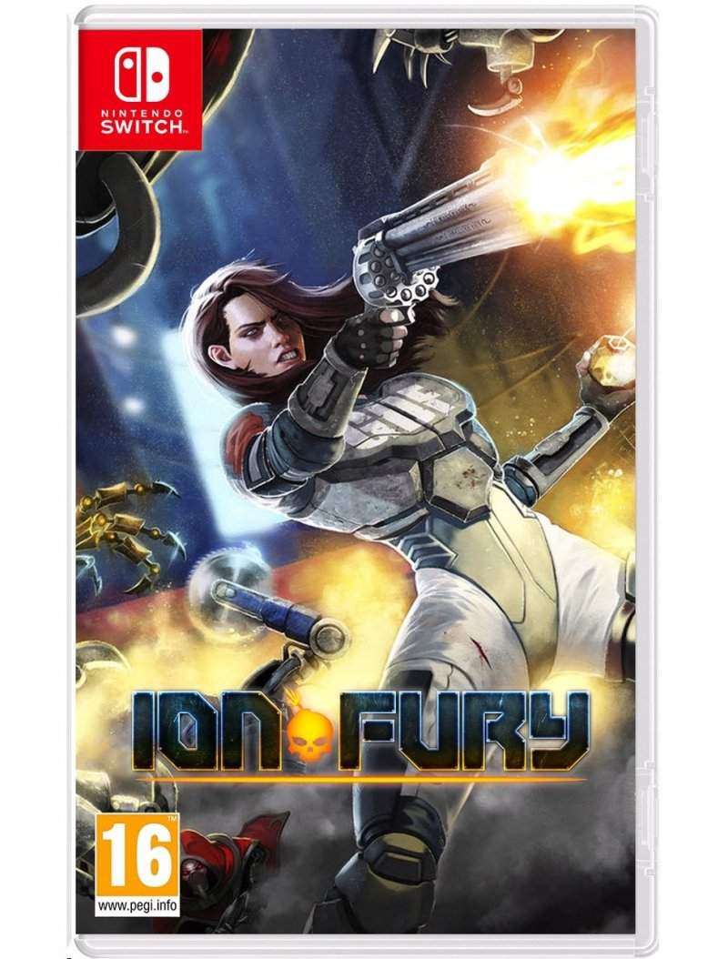 Image of   Ion Fury - Nintendo Switch