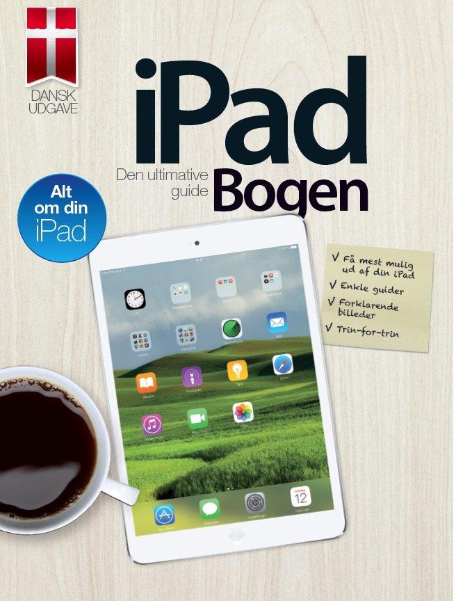 Image of   Ipad Bogen 2015 - Line Therkelsen - Bog