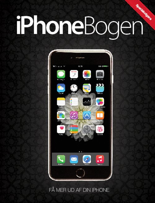 Image of   Iphone Bogen 2015 - Line Therkelsen - Bog