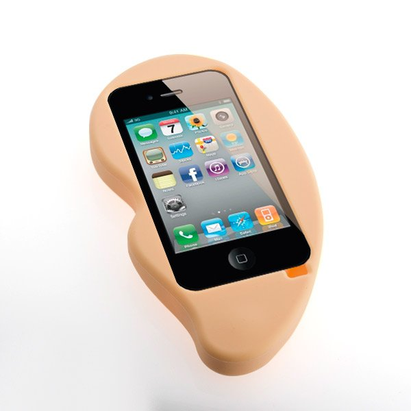 Image of   Iphone øre Cover