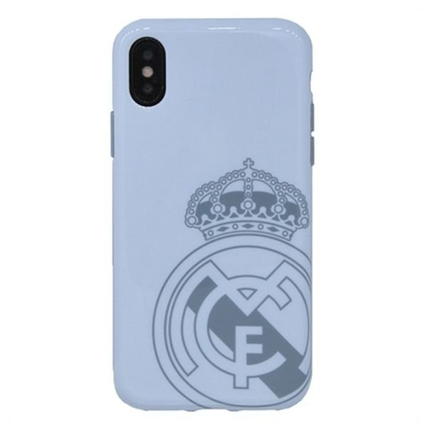 Image of   Iphone X Cover - Real Madrid C.f. - Hvid
