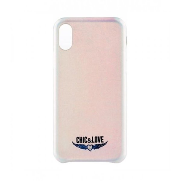 Image of   Iphone X/xs - Cover - Chic & Love - Champagne