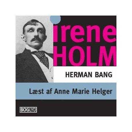 Image of   Irene Holm - Herman Bang - Cd Lydbog
