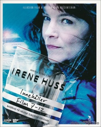 Image of   Irene Huss - Boks 2 - DVD - Tv-serie