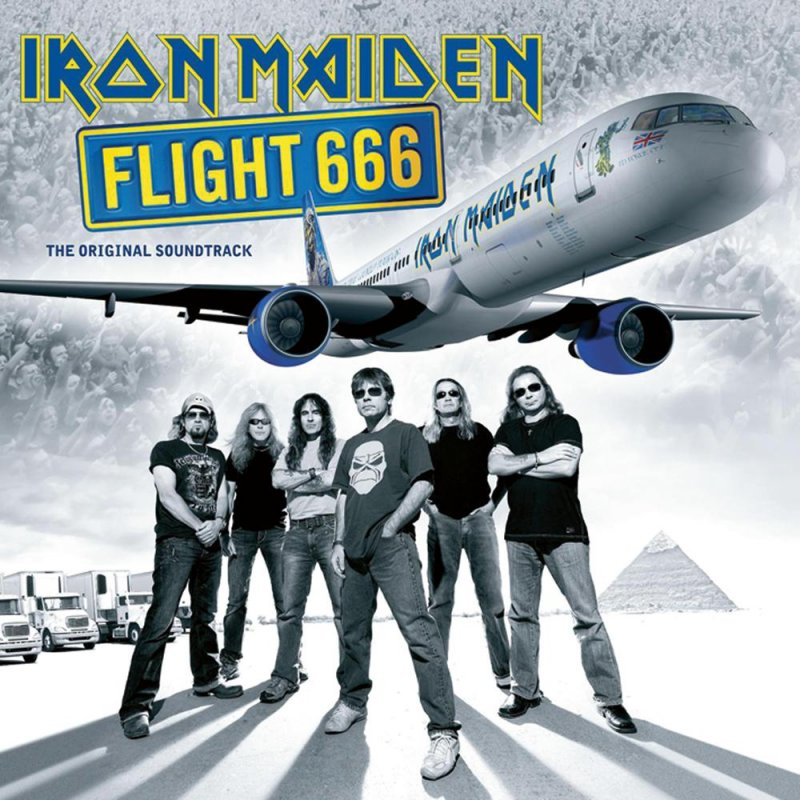 Image of   Iron Maiden - Flight 666 - The Original Soundtrack - CD