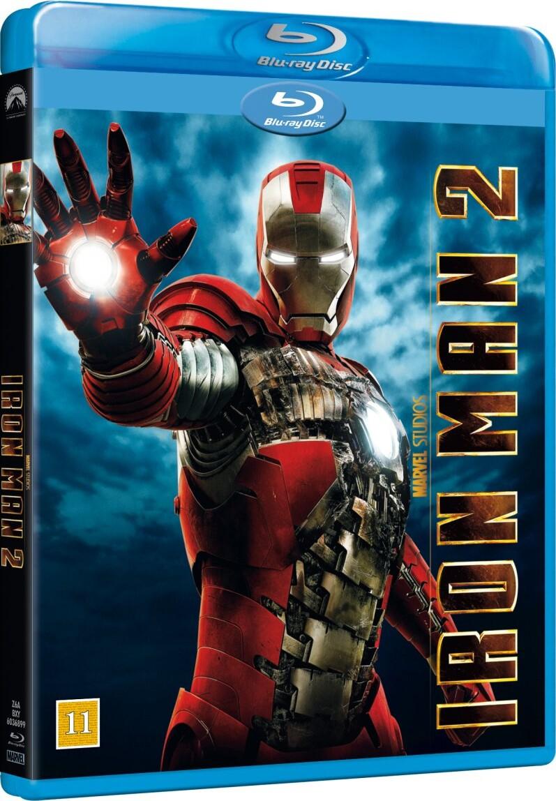 Billede af Iron Man 2 - Blu-Ray
