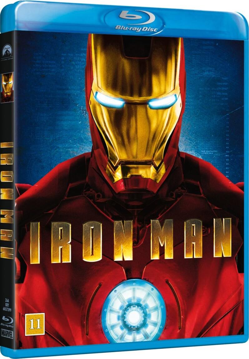 Billede af Iron Man - Blu-Ray