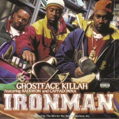 Ghostface Killah - Ironman - Vinyl / LP
