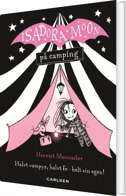 Isadora Moon På Camping - Harrit Muncaster - Bog
