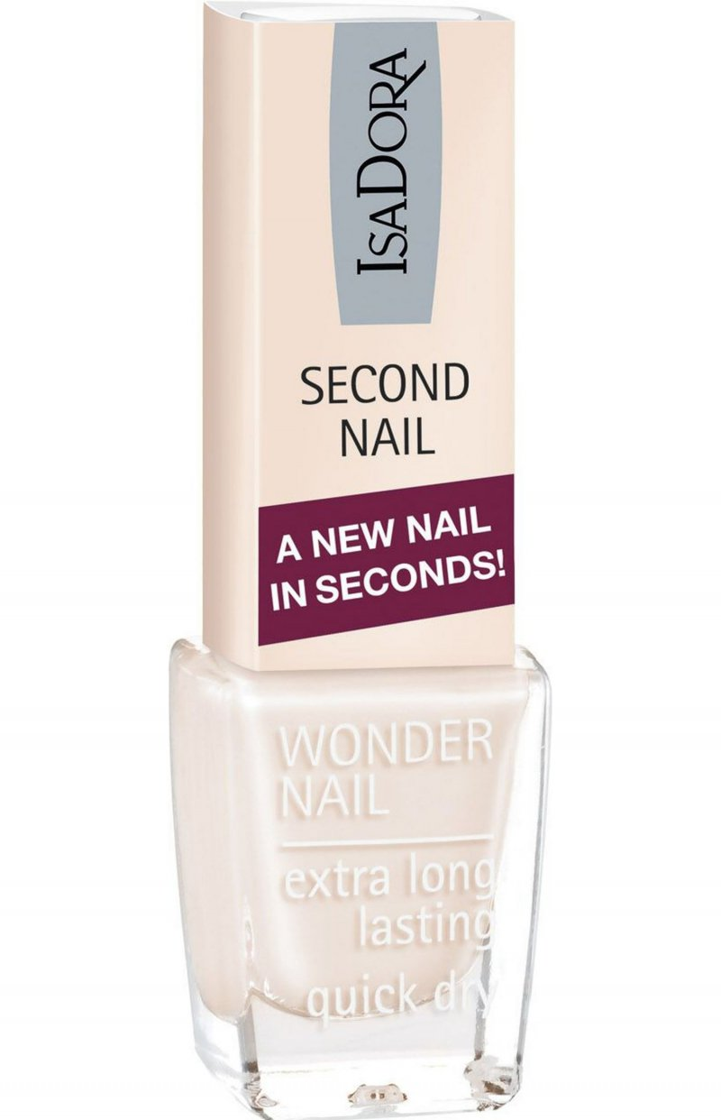 Image of   Neglelak - Isadora - Second Nail - Nude