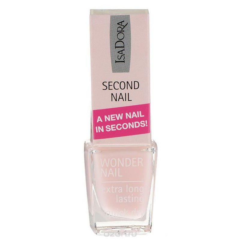 Image of   Neglelak - Isadora - Second Nail - Pink