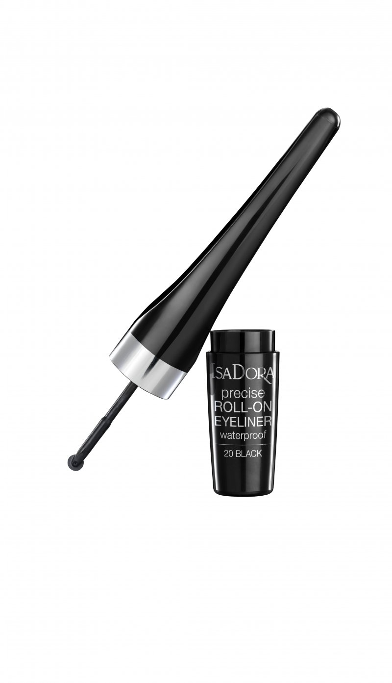 Isadora Eyeliner Roll-on - Sort