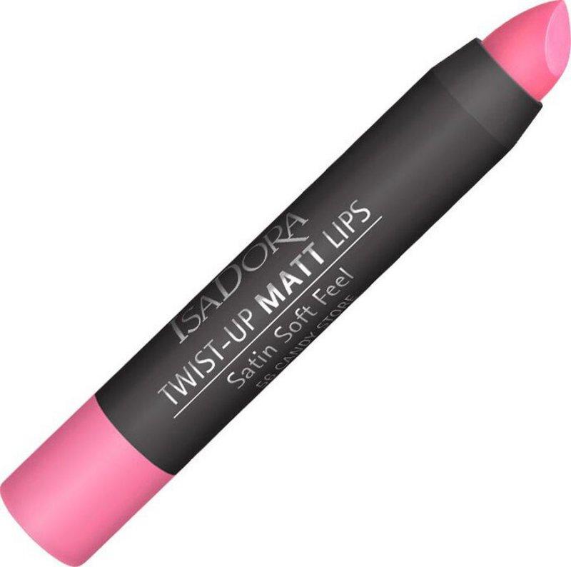 Image of   Læbestift - Isadora Twist-up Matt Lips - Candy Store