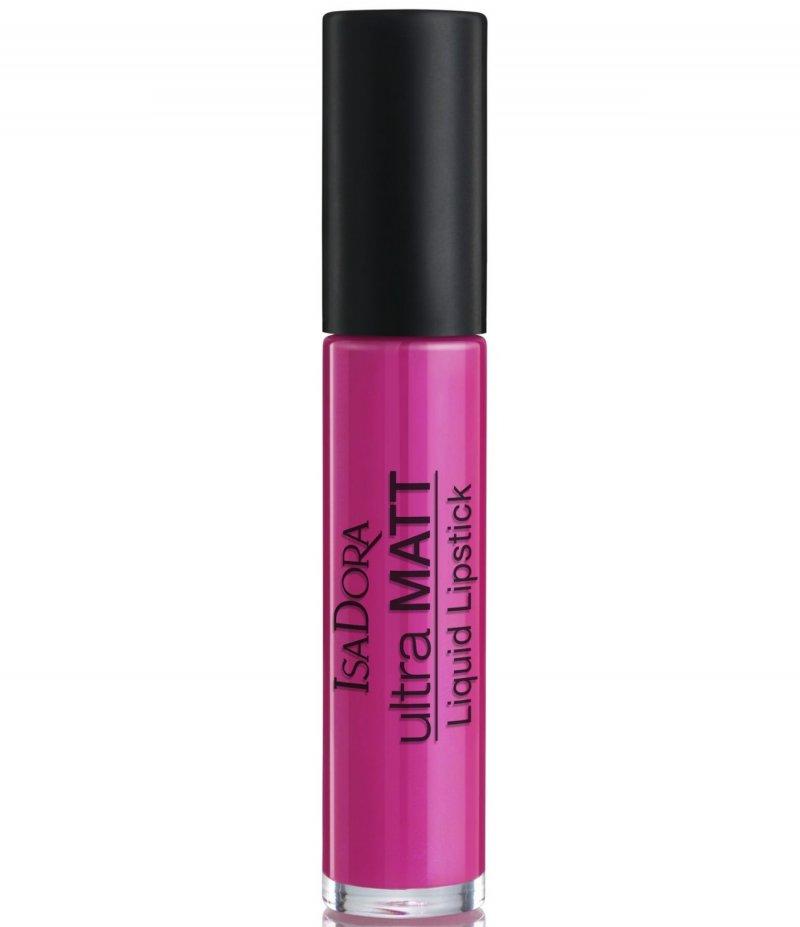 Image of   Isadora Ultra Matte Liquid Lipstick - 23 Pink Play