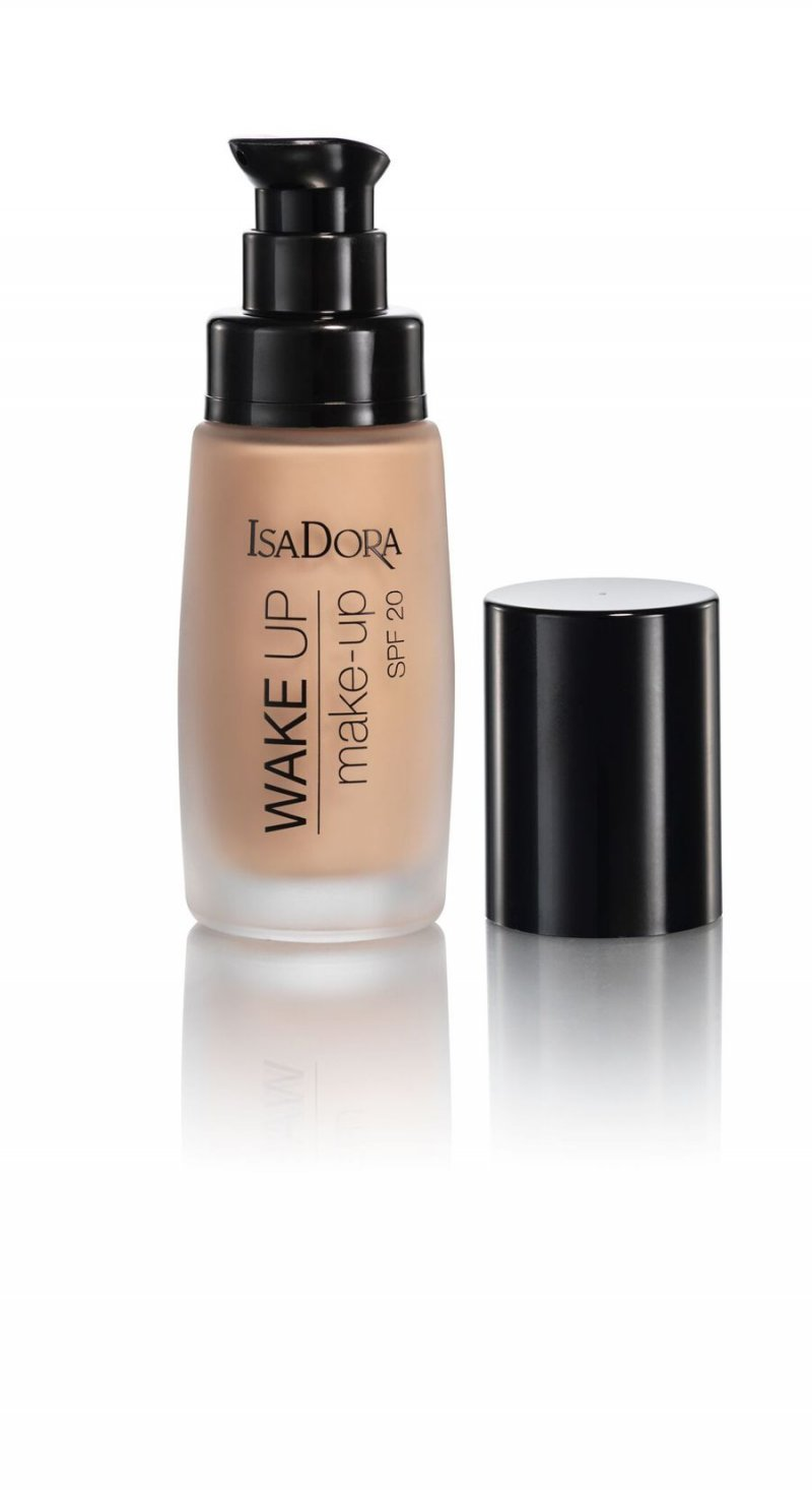 Foundation - Isadora Wake-up Make-up Foundatin - Sand