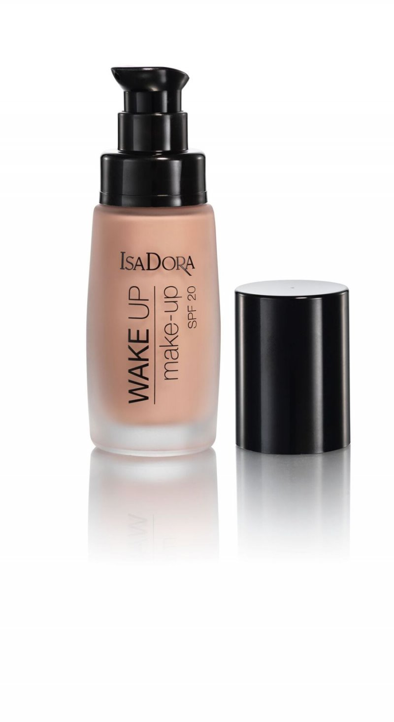 Foundation - Isadora Wake-up Make-up Foundation - Cool Beige
