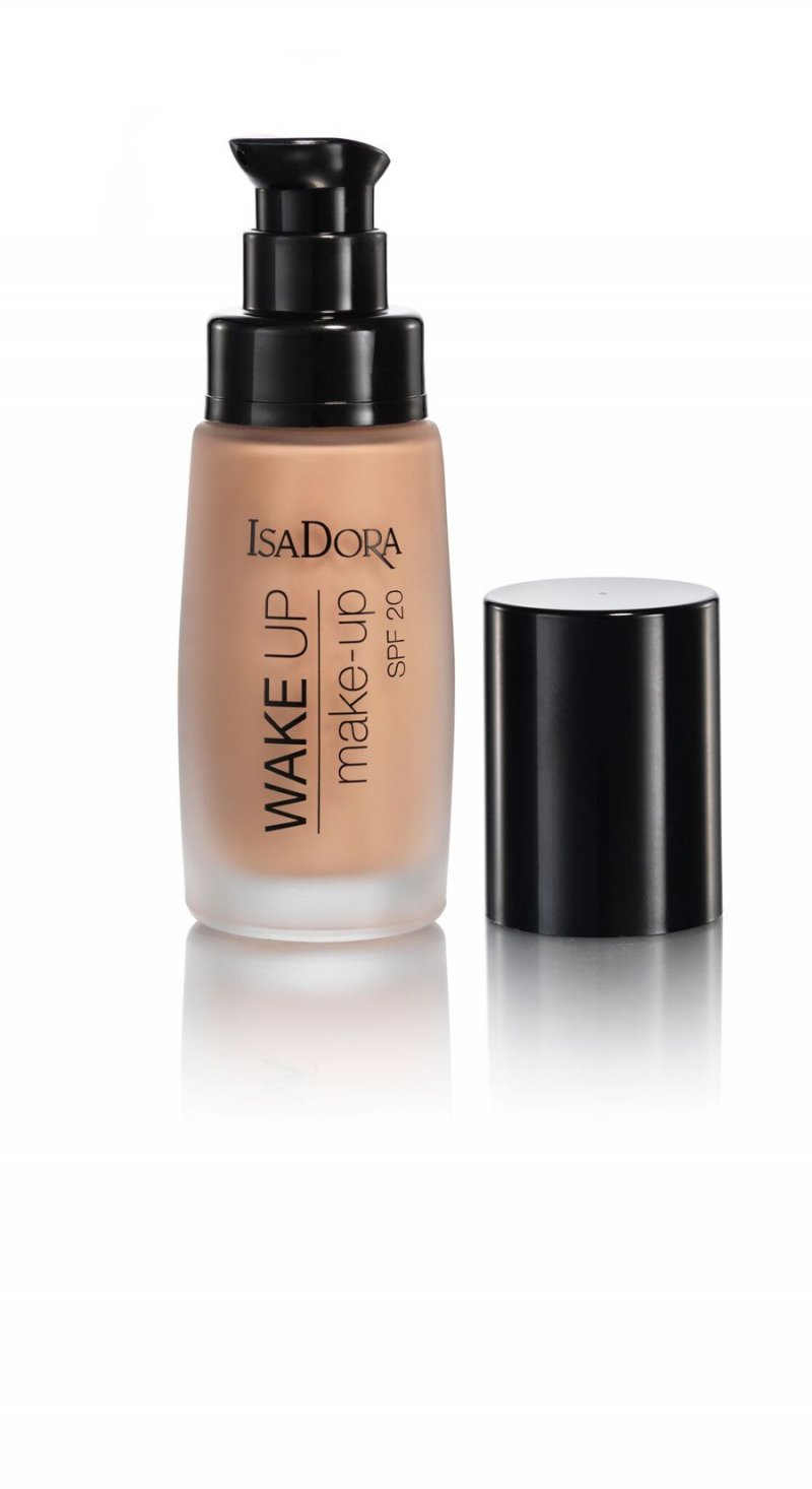 Foundation - Isadora Wake-up Make-up Foundation - Honey