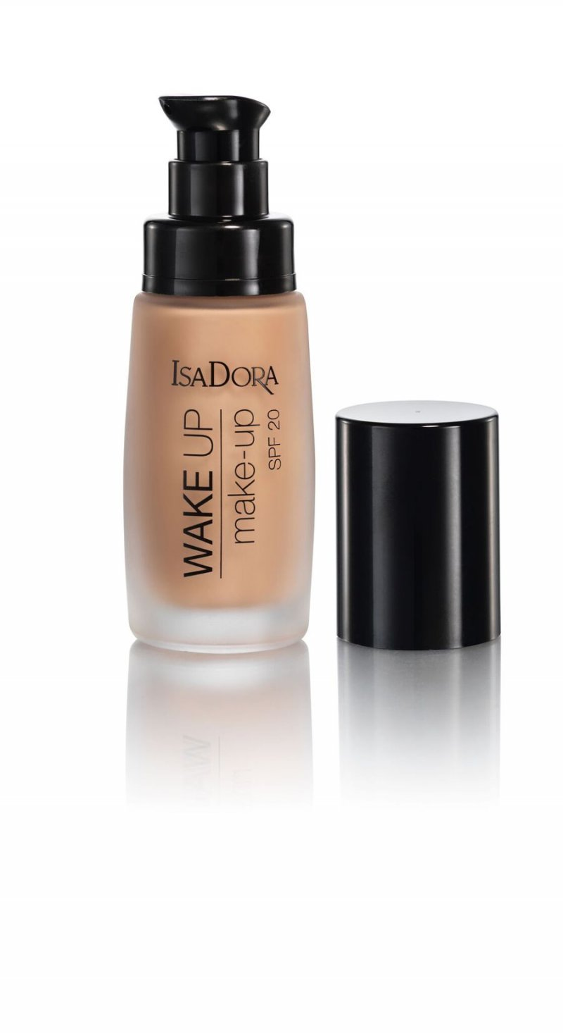 Foundation - Isadora Wake-up Make-up Foundation - Olive Beige
