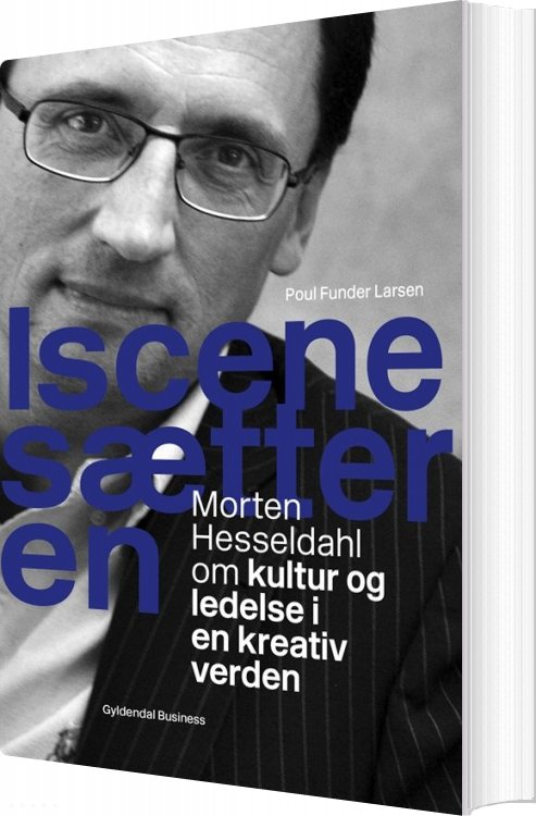 Image of   Iscenesætteren - Poul Funder Larsen - Bog