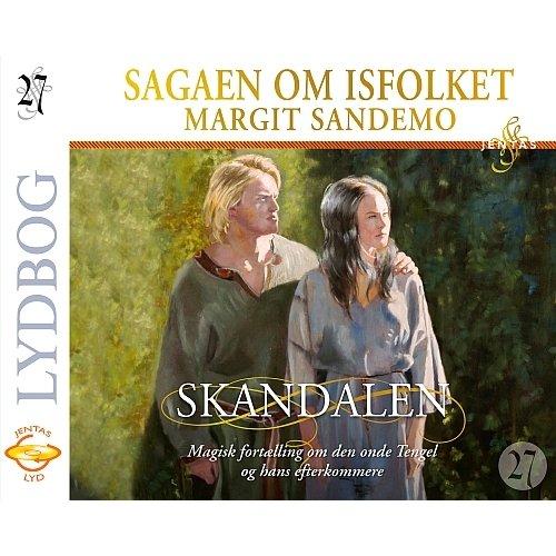 Image of   Isfolket 27 - Skandalen - Margit Sandemo - Cd Lydbog