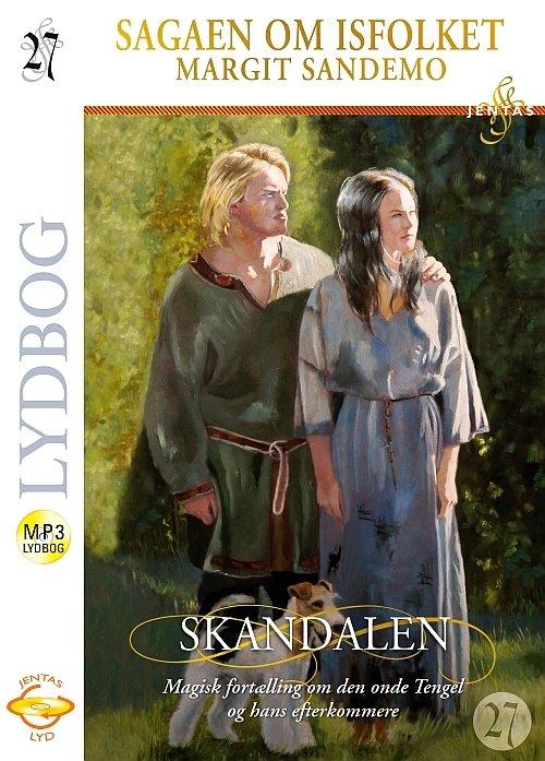 Image of   Isfolket 27 - Skandalen, Mp3 - Margit Sandemo - Cd Lydbog