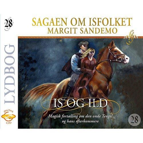 Image of   Isfolket 28 - Is Og Ild - Margit Sandemo - Cd Lydbog