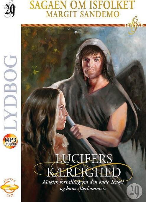 Image of   Isfolket 29 - Lucifers Kærlighed - Margit Sandemo - Cd Lydbog