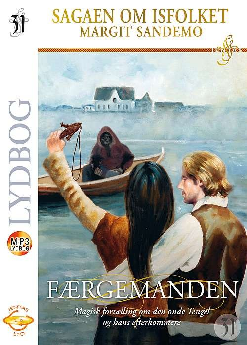 Image of   Isfolket 31 - Færgemanden, Mp3 - Margit Sandemo - Cd Lydbog