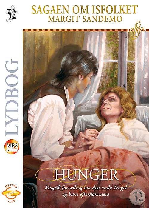 Image of   Isfolket 32 - Hunger - Margit Sandemo - Cd Lydbog