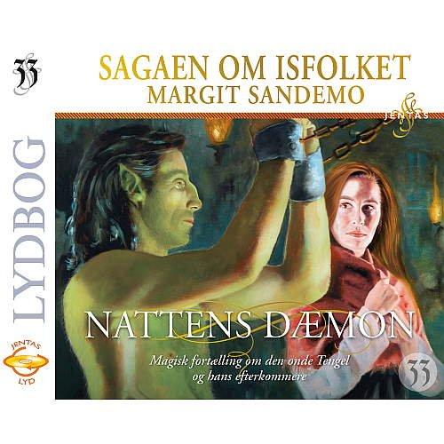 Image of   Isfolket 33 - Nattens Dæmon - Margit Sandemo - Cd Lydbog