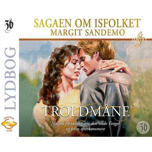 Image of   Isfolket 36 - Troldmåne - Margit Sandemo - Cd Lydbog